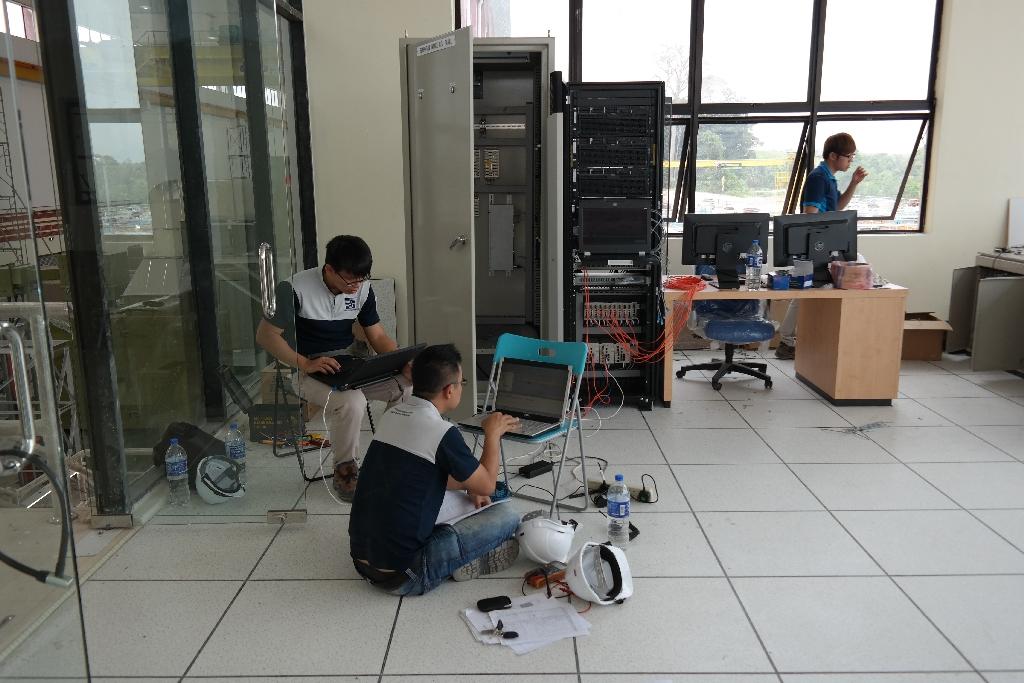 Hydrotrent Scada System Smi Sme Info Malaysia